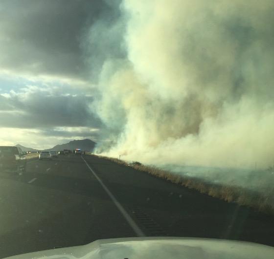 Prescott Valley Fire Arizona