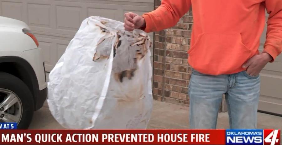 Oklahoma Archives - Wildfire Today