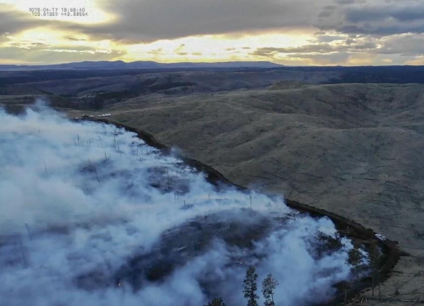 High Plains Fire
