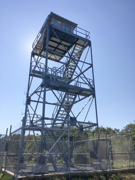fire lookout tower Pennsylvania
