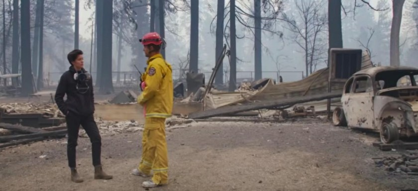 Gianna Toboni Vice Correspondent Camp Fire Paradise, California