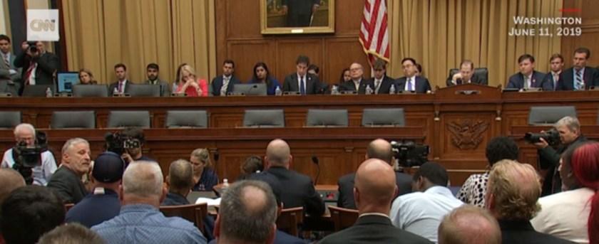 Senate Judiciary Committee Jon Stewart