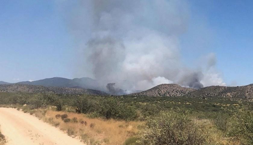 Cellar Fire Arizona