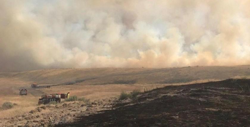 Cold Creek Fire