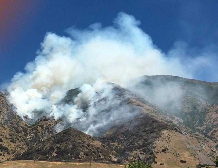 Round Fire Utah
