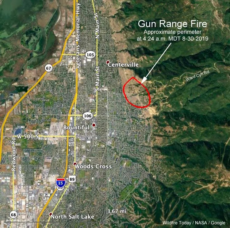 Map Gun Range Fire