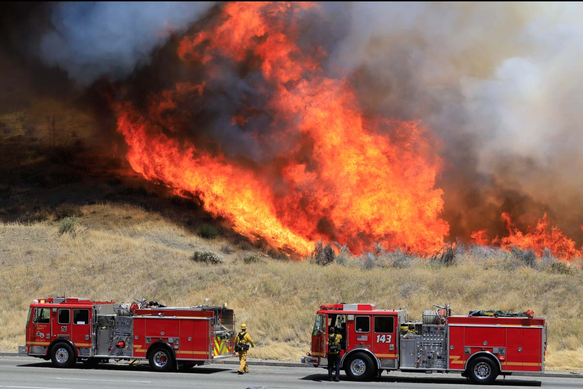 California Archives - Wildfire Today