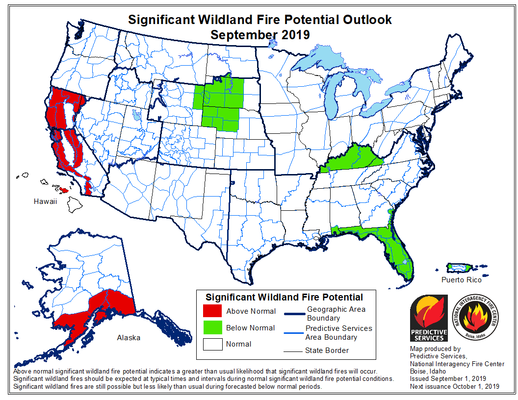 weather Archives - Wildfire Today