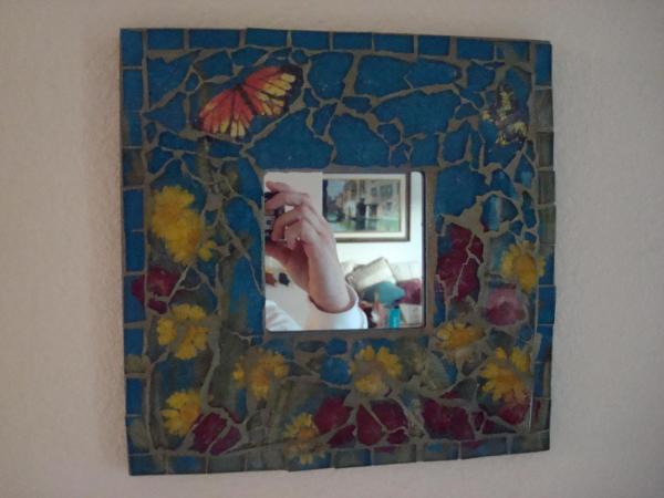 Wildflower Mosaics - Mosaic Art