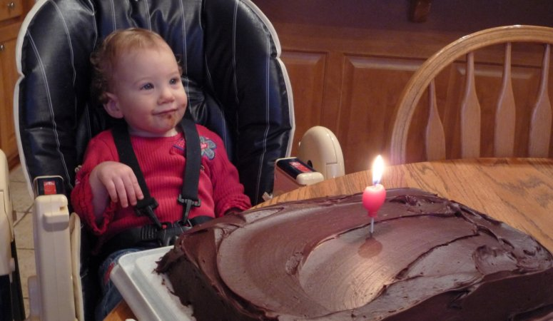 Happy Birthday to our little Doodlebug!
