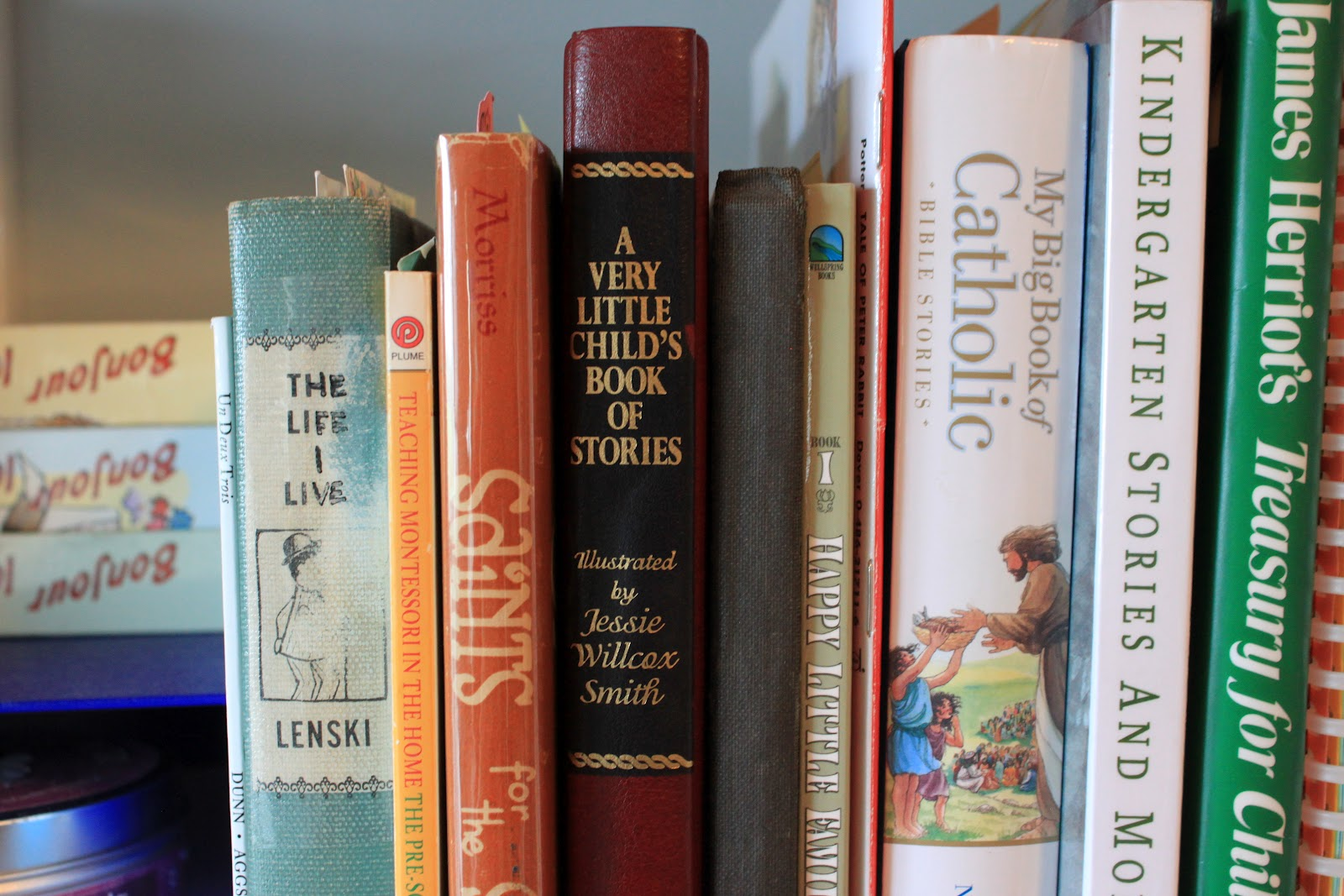a considered booklist wildflowers and marbles does your preschooler need outside the home classes or opportunities no they need time at your side in the quiet of the home reading wonderful and rich
