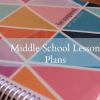 Middle School Lesson Plans
