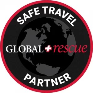 safe travel badge