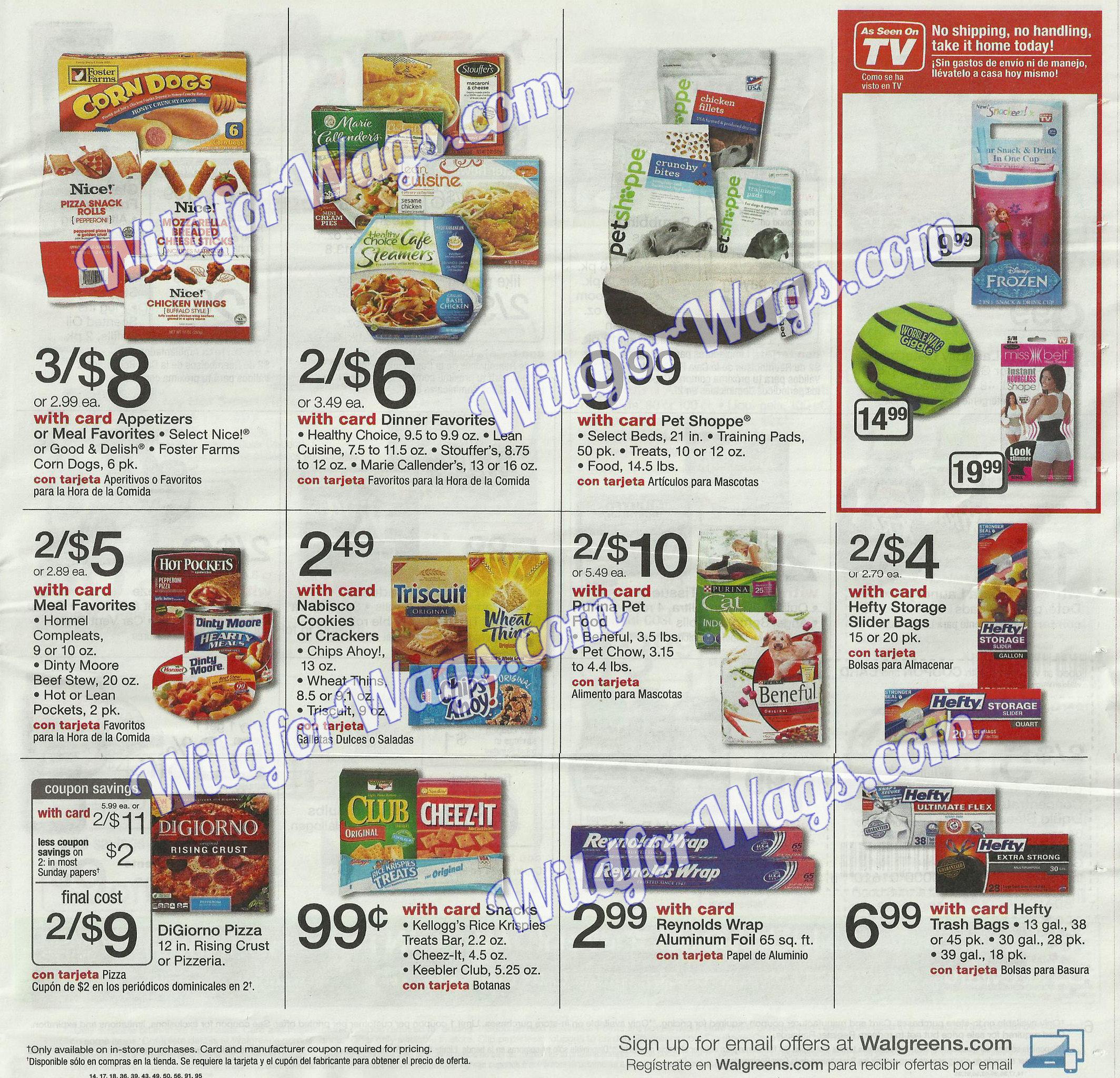 Coupons Balance Points Rewards Walgreens