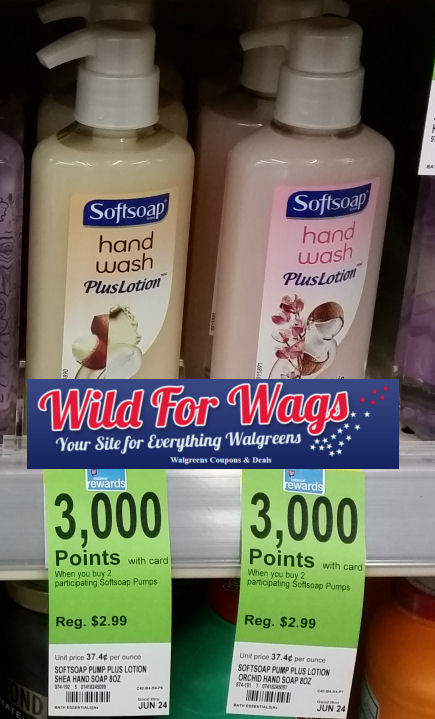 Rewards Walgreens Balance Coupons Points