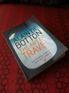 My battered copy of the Art of Travel