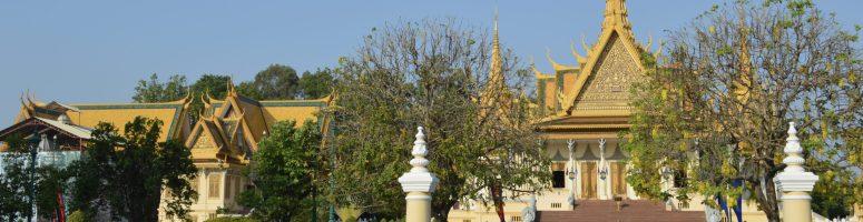 Morning in Phnom Penh