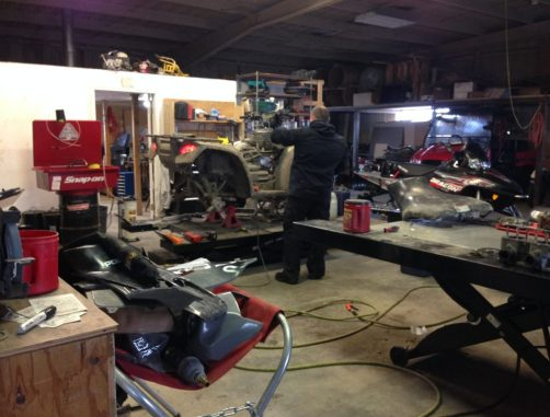 service and repairs on all makes and models of motorcycles, quads, side by sides and snowmobiles. Visit us at 95 Sawyer Loop, Hardin, MT, 59034 or call us at 406-665-1450