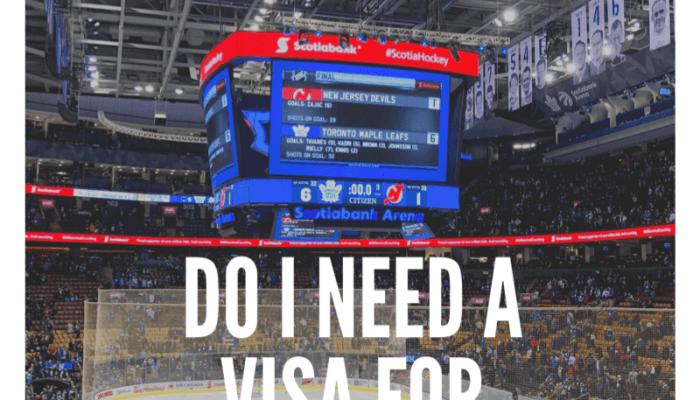Do I need a Visa for Canada?