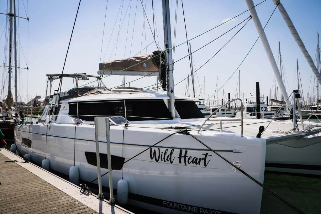 Wild Heart waiting: La Rochelle and all things yachts