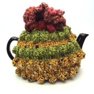 Wildhome Designs tea cosy.