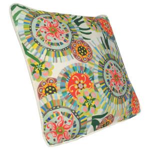 Grevillea design cushion cover.