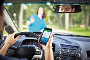 """""""Distractions occur in many ways and Oregon's law stresses the need to put your electronic devices aside,"""" Costales said. """"What a driver must do is commit to keeping 'hands on the wheel, mind on the road.'"""""""