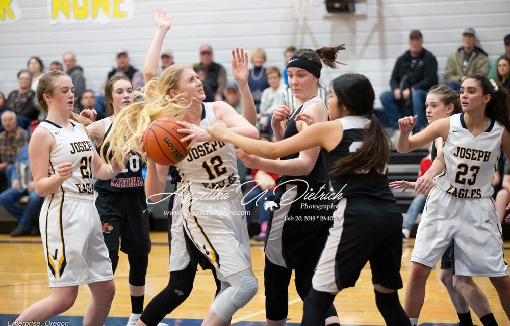 E-Gals move on to 2nd round in State Championship with big win over Ione Cardinals