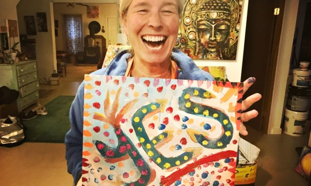 """""""Not Your Normal Paint Workshop"""" with Whitney Freya, May 23"""