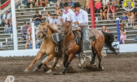 Countdown to the 75th Chief Joseph Days Rodeo with pickup men Matt Twitchell and Mitch Coleman