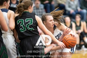 Joseph Eagles Ladies vs. Helix Griswold, Jan 11, 2020. ©Angelika Ursula Dietrich - All Rights Reserved