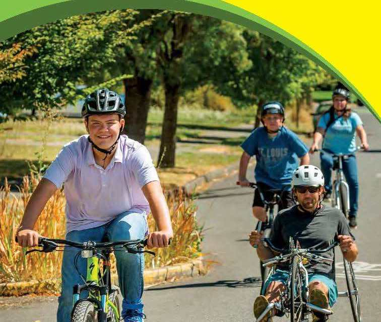 Bicycling Manual contains updated info on rules of the road, tips for traveling and more
