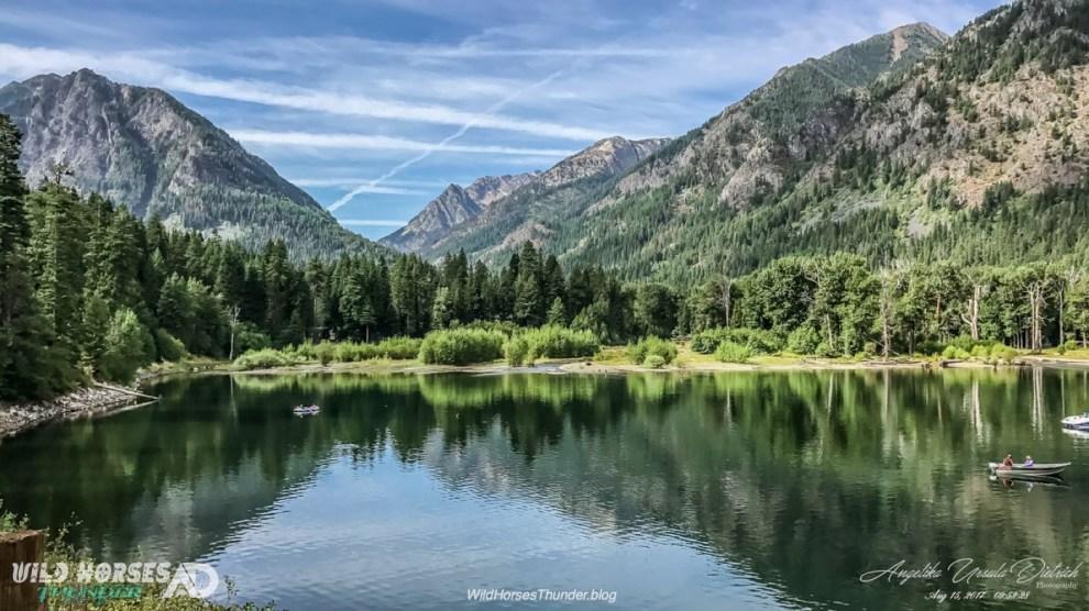 VIDEO: Wallowa Lake in August