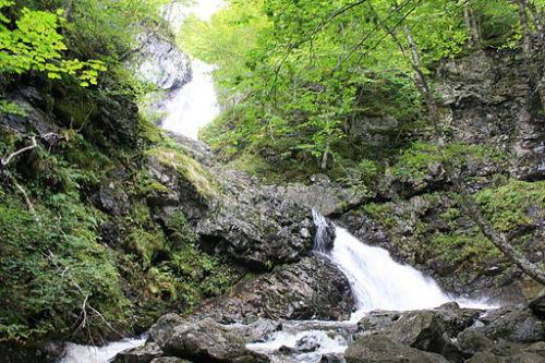 Ban Falls, Novia Scotia [Photo Credit: M. Seely, CC lic. via Wikimedia]