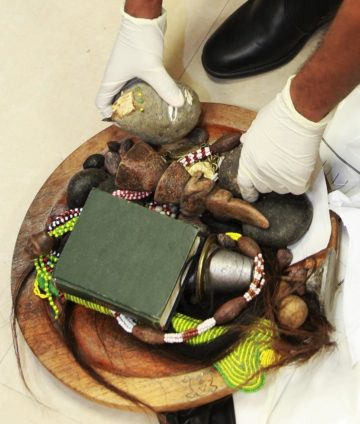 Dubai customs seizes witchcraft items