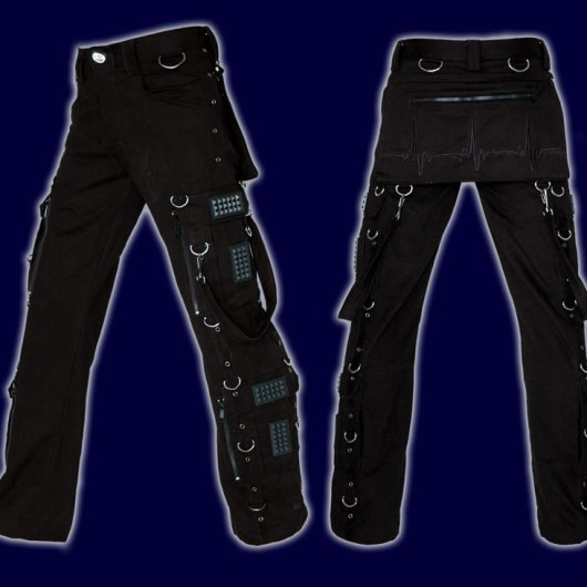 Pulse Pants Black
