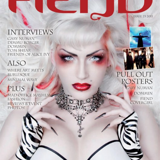 Fiend Magazine Issue #23