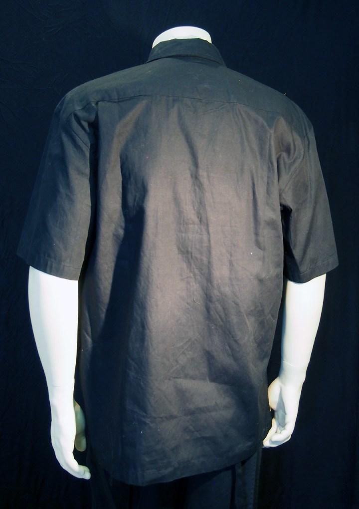 Rockabilly Mens Tattoo Flash Shirt
