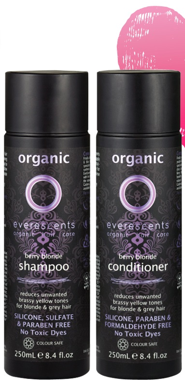EverEscents Berry Blonde Conditioner 250ml