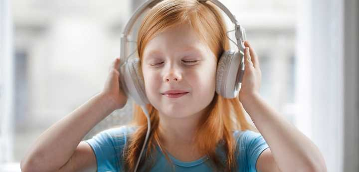 Audiobooks for children - Wild.Kind. Compassionate Playschool