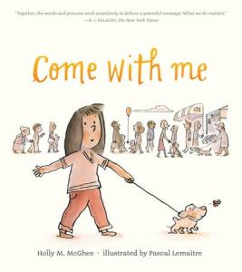 Come with me - books about compassion and kindness
