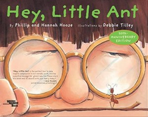 Hey little Ant - books that teach kindness and compassion