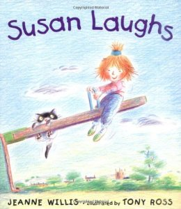 Children's books that celebrate diversity - Susan laughs
