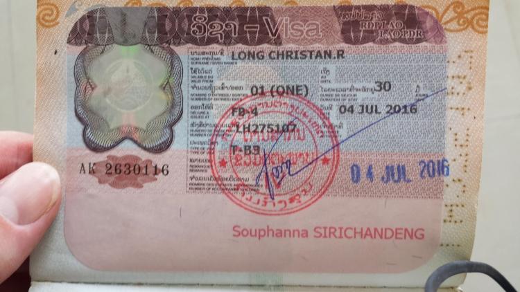 My Visa On Arrival