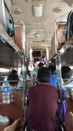 Laos Bus