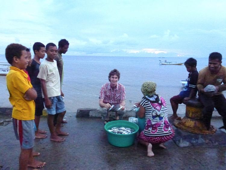 Fishing in Indonesia