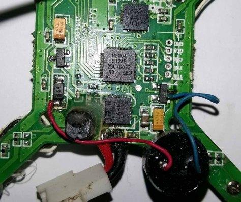 quadcopter buzzer