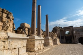 Beit Shean, Scythopolis
