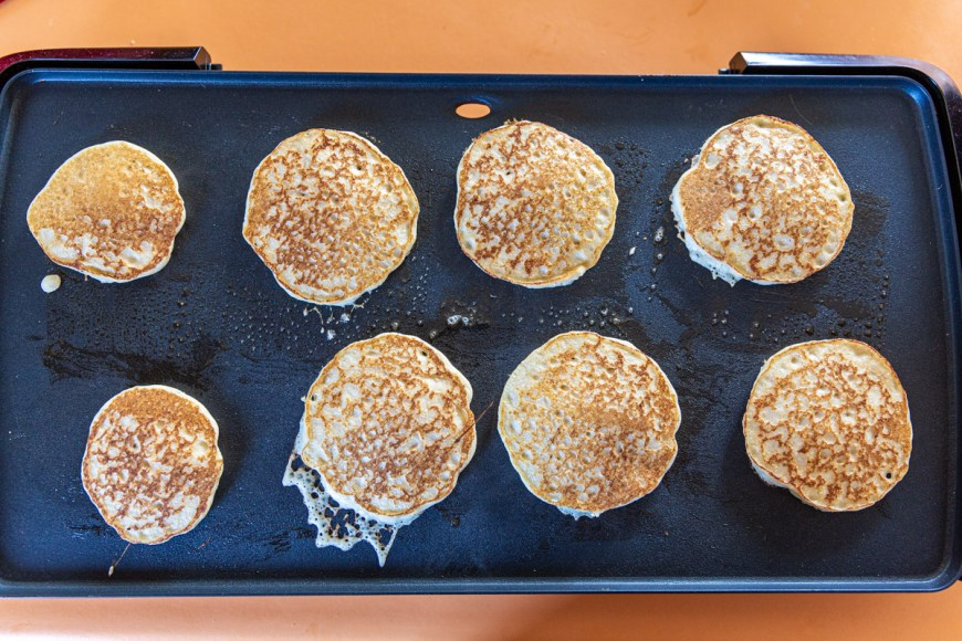 Cottage Cheese Oatmeal Pancake Recipe