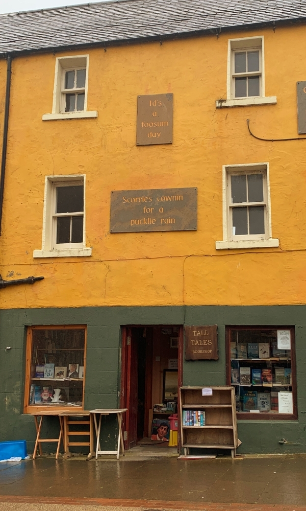 About Wild Lark Books Tall Tales Bookshop